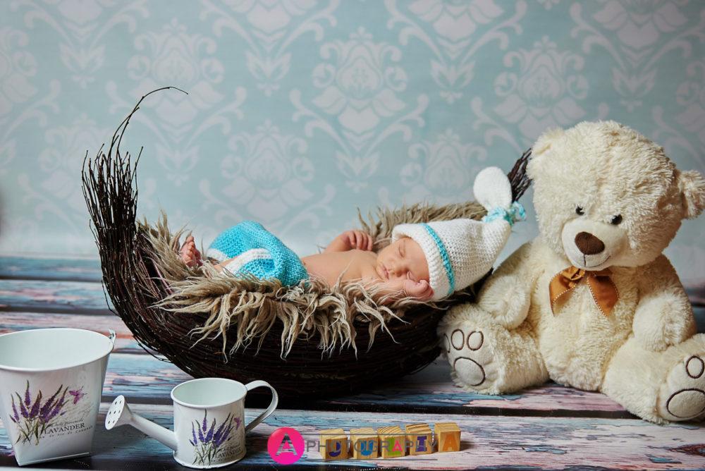Studyjne sesje noworodkwe.