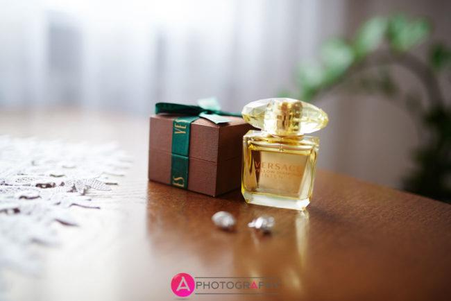 Perfumy Pani młodej.
